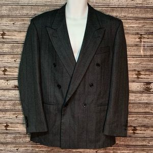 Cartier Men's Double Breasted Navy Blazer